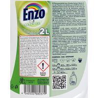 Средство для стирки жидкое 2л для темных тканей DELUX COLOR ENZO 1/1