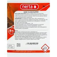 Средство чистящее для сантехники (WC) 5л для генеральной уборки концентрат SANI CLEAN SUPER BELGIUM 1/4