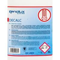 Средство для удаления накипи 5л концентрат KENOLUX DECALC канистра CID LINES 1/4