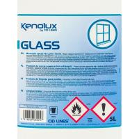 Средство для мытья стекол и зеркал 5л концентрат KENOLUX GLASS канистра CID LINES 1/4