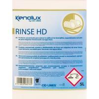 Ополаскиватель для посудомоечных машин 5л KENOLUX RINSE HD для жесткой воды концентрат канистра CID LINES 1/4