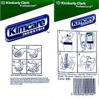 Мыло жидкое 3.5л зеленое картридж для диспенсера KIMBERLY-CLARK 1/2 (арт. 9522)
