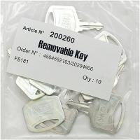 Ключ для диспенсеров TORK 1/10/100 (арт. 200260)