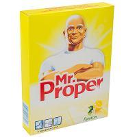 Купить порошок моющий для полов 400г mr.proper лимон p&g 1/20 в Москве