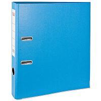 Купить папка 50 мм формат а4 с арочным механизмом синяя 1/1 в Москве
