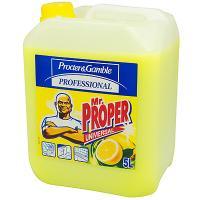 Купить средство моющее универсальное 5л mr.proper канистра лимон p&g 1/3 в Москве