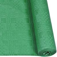 Купить скатерть бумажная ш 1200 мм 8 м в рулоне зеленая papstar 1/12 в Москве