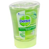 Купить мыло жидкое 250мл прозрачное зеленый чай dettol картридж для диспенсера benckiser 1/5 в Москве