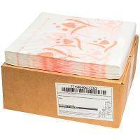 Купить бумага оберточная дхш 305х305 мм жиростойкая с печатью whizz для гамбургера белая huhtamaki 1/3000 в Москве