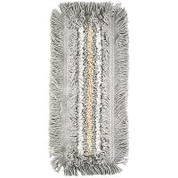 Купить насадка - моп (mop) для швабры ш 400 мм плоская с карманами и ушками комбиспид про vileda 1/20 в Москве