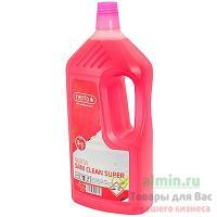 Средство чистящее для сантехники (WC) 2л для генеральной уборки концентрат SANI CLEAN SUPER BELGIUM 1/6