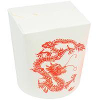 Купить контейнер бумажный china pack 500мл н98хd103 мм с декором дракон pps 1/30/480 в Москве