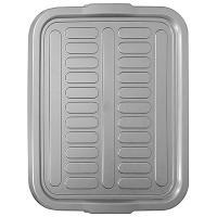 Купить крышка дхшхв 510х420х25 мм для ящика темно-серая пластик bora 1/1 в Москве