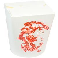 Купить контейнер бумажный china pack 900мл н118хd144 мм с декором дракон pps 1/40/360 в Москве
