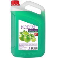 Купить мыло жидкое 5л прозрачное яблоко и лайм modus канистра аквалон 1/4 в Москве