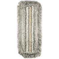 Купить насадка - моп (mop) для швабры ш 500 мм плоская с карманами и ушками комбиспид контракт vileda 1/20 в Москве