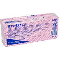 Купить материал нетканый в листах 1-сл 50 шт дхш 420х250 мм wypall x50 красный kimberly-clark 1/6 в Москве