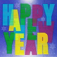 Купить салфетка бумажная 33х33 см 3 -сл 20 шт/уп счастливого нового года papstar 1/15 в Москве