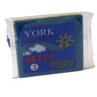 Купить салфетка абразивная дхш 140х130 мм 3 шт/уп betty york 1/88 в Москве
