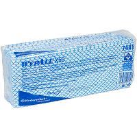 Купить материал нетканый в листах 1-сл 50 шт дхш 420х250 мм wypall x50 синий kimberly-clark 1/6 в Москве