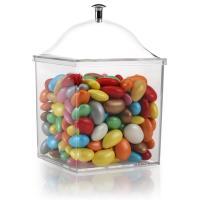 Купить куб гастрономический дхшхв 120х120х130 мм без крышки поликарбонат прозрачный bora 1/24 в Москве