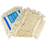 Купить насадка - моп (mop) для швабры ш 400 мм плоская с карманами и ушками multi extra hunter 1/75 в Москве