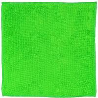Купить салфетка микроволоконная (микрофибра) дхш 300х300 мм без упаковки зеленая онм 1/10/400 в Москве