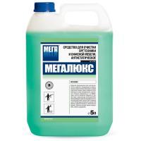 Купить средство чистящее 5л для оргтехники мегалюкс антистатическое амс 1/1 в Москве