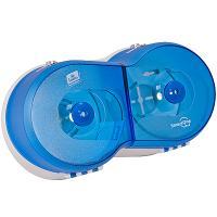 Купить диспенсер дхшхв 416х181х238 мм wawe для туалетной бумаги tork smartone (арт.472027) пластиковый синий б/у sca 1/1 в Москве