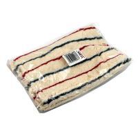 Купить насадка - моп (mop) для швабры ш 400 мм плоская с карманами euro микрофибра york 1/24 в Москве