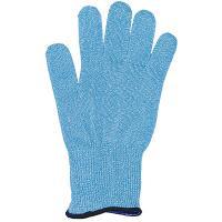 Купить перчатка м 1шт/уп с защитой от порезов синяя papstar 1/10 в Москве