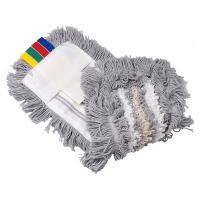 Купить насадка - моп (mop) для швабры ш 500 мм плоская с карманами и ушками комбиспид трио vileda 1/20 в Москве