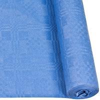 Купить скатерть бумажная ш 1200 мм 8 м в рулоне синяя papstar 1/12 в Москве