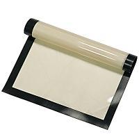 Купить коврик кондитерский дхш 600х400 мм на тканевой основе силикон белый martellato 1/1 в Москве