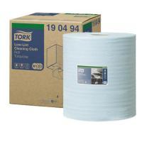 Купить материал нетканый 1-сл 180 м в рулоне н275хd260 мм tork синий sca 1/1 в Москве