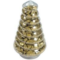 Купить украшение декоративное glittertree от 9 до13 мм золотистый papstar 1/11 в Москве