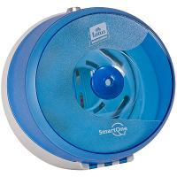 Купить диспенсер дхшхв 240х181х234 мм wawe для туалетной бумаги tork smartone (арт.472025) пластиковый синий sca б/у 1/1 в Москве