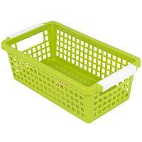 Купить корзинка дхшхв 222х120х74 мм пластик салатовая bora 1/72 в Москве