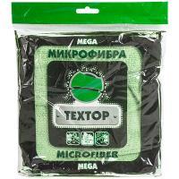 Купить салфетка микроволоконная дхш 400х400 мм 1 шт/уп цвет в ассортименте textop 1/100 в Москве