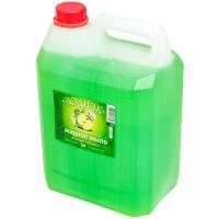 Купить мыло жидкое 5л прозрачное зодиак зеленое яблоко канистра амс 1/1 в Москве