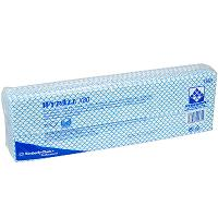 Купить материал нетканый в листах 1-сл 25 шт дхш 420х350 мм wypall x80 синий kimberly-clark 1/10 в Москве