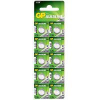 Купить батарейка а76 10 шт/уп gp lithium в блистере gp 1/1 в Москве