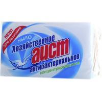 Купить мыло хозяйственное 200г 1 шт/уп антибактериальное аист 1/48 в Москве