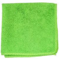 Купить салфетка микроволоконная дхш 290х290 мм без упаковки зеленая textop 1/50/300 в Москве