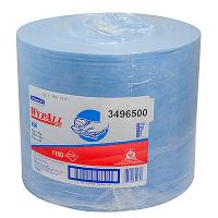 Купить материал нетканый 1-сл 374 м в рулоне н317хd375 мм wypall x60 синий kimberly-clark 1/1 в Москве