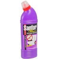 Купить средство чистящее для сантехники (wc) 750мл sanfor chlorum схз 1/15 в Москве