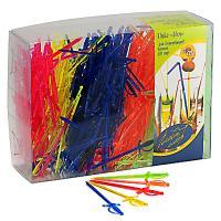 Купить пика декоративная шпага н70 мм 500 шт/уп для канапе пластик разноцветная пласт-лидер 1/20 в Москве