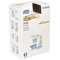 Купить мыло пенное 800мл прозрачное tork premium картридж для диспенсера sca 1/4 в Москве