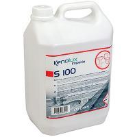 Купить средство дезинфицирующее для сантехники (wc) 5л концентрат kenolux s100 cid lines 1/4 в Москве