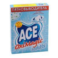 Купить пятновыводитель порошковый 500г для белого белья ace oxi magic p&g 1/20 в Москве